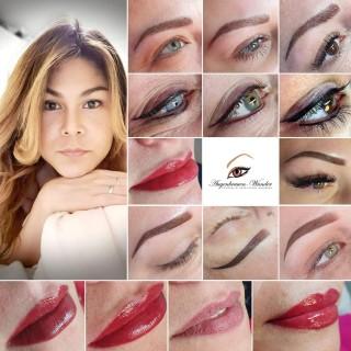 Augenbrauen Wunder Microblaing und Permanent Make up