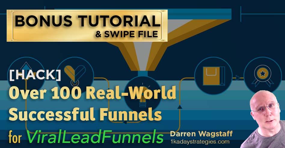 Viral Lead Funnels Bonus 1