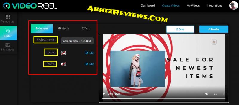 Video Reel Review