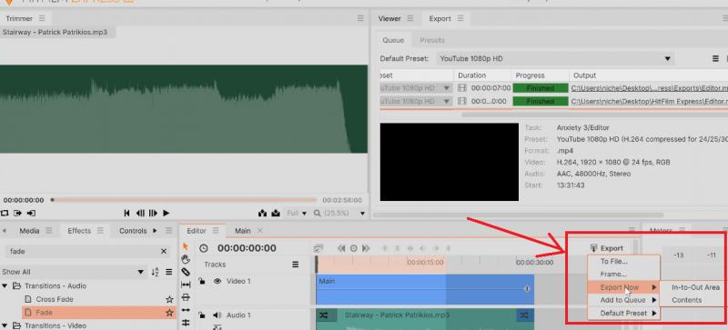 Conceptual Video Suite