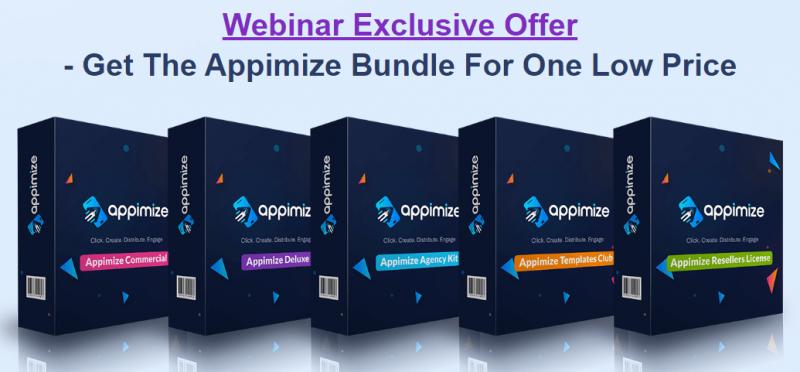 Appimize Bundle