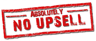 No Upsell