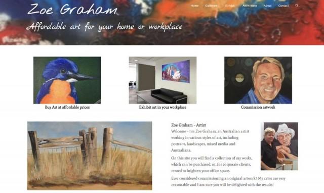 """Zoe Graham Art"""""""