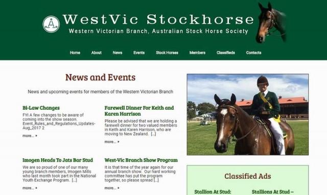"Westvic Stockhorse"""