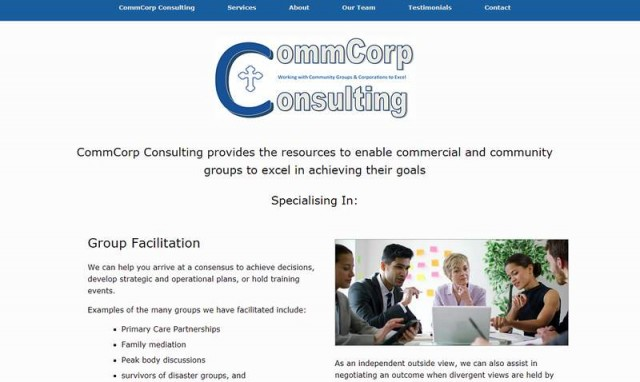 """Commcorp Consulting"""""""