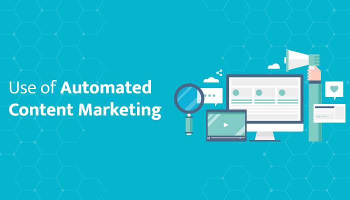 Automated Content Marketing
