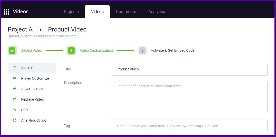 Createan Ultimate Video as Per Strategy