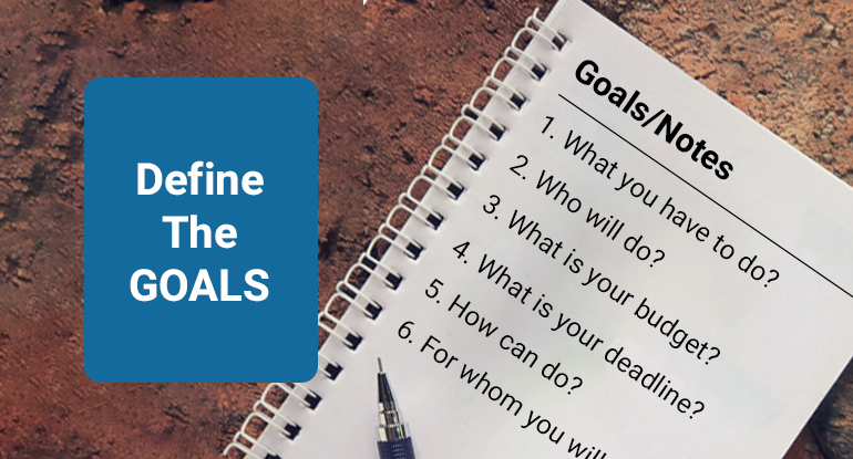 Define your Marketing Automation Goals