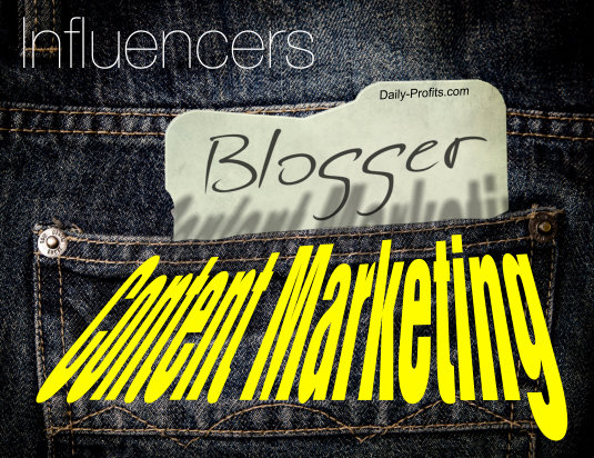 How Content Marketing Helps You Working With Other Bloggers