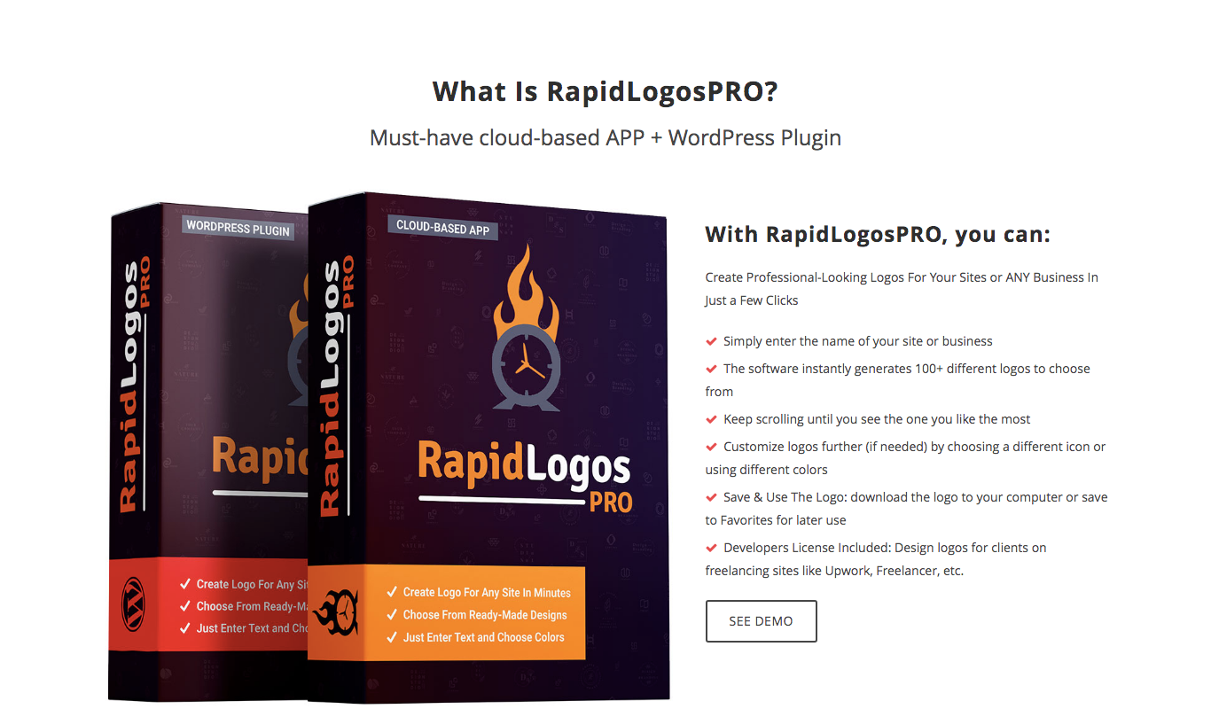 RapidLogosPro Review