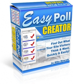 Easy Poll Creator