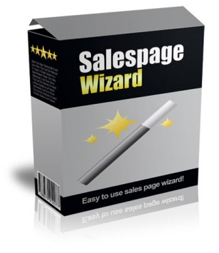 Salespage Wizard Software